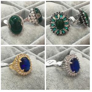 размерные кольца