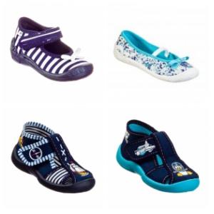 3F – текстильная обувь