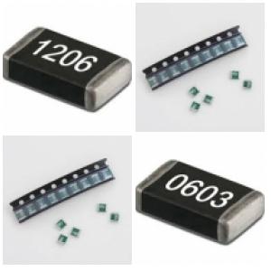 Резисторы прецизионные SMD