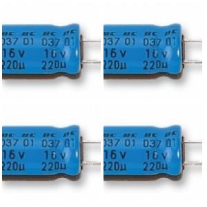 Электролитические AL выводные