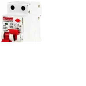 Защитой от сверхтока(диф автоматы)