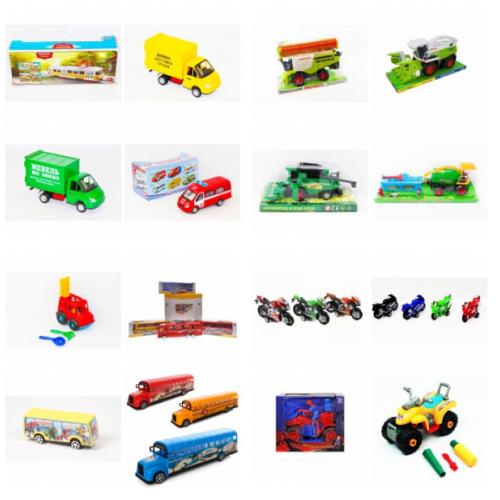 Машины, транспорт, мет. машины