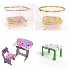 Мебель детская, мобили, стульчики для кормления