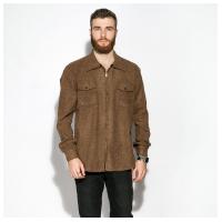 Рубашка на молнии 120PPOB003