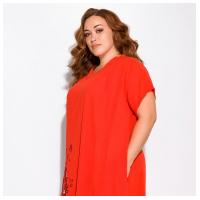 Платье с вышивкой 120PFL122482