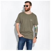 Хлопковая футболка 148P114-6
