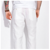 Свободные легкие брюки 148P305