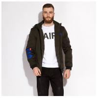 Куртка мужская с капюшоном 120POB21011-1