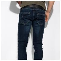 Стильные джинсы прямого покроя 120PAZYE1668