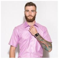 Рубашка с классическим воротником 120P286