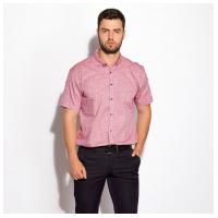 Рубашка классическая 511F049 с коротким рукавом