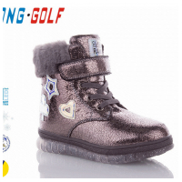 Ботинки A864-1 JongGolf 23-28 (Пара)