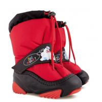 Дутики красные SNOWMEN DEMAR 20-29 (Пара)