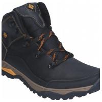 Ботинки кожаные черные K14d 40-45 (Пара)