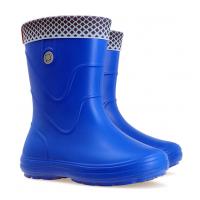 Резиновые сапоги синие VIBES 0320 A DEMAR 22-35 (Пара)