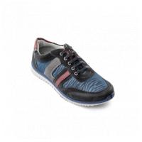 Кроссовки текстильные синие M90a DAGO 41-45 (Пара)