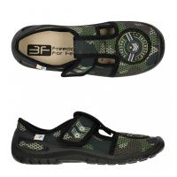 Тапочки зеленый камуфляж NEPTUN 4RX3/6 3F 31-36 (Пара)