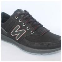 Кроссовки текстильные черные M3001a DAGO 41-45 (Пара)
