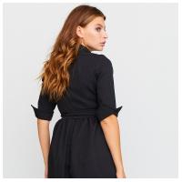 Платье Мэй, черный
