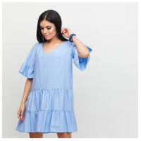 Платье Райли, голубой