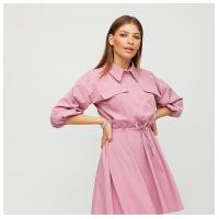 Платье Микадо, лиловый