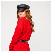 Платье Сантос, красный