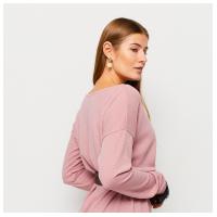 Платье Сантос, пыльно-розовый