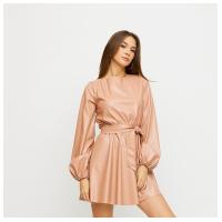 Платье Беверли, пудровый