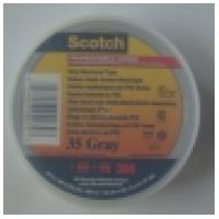 Лента Scotch 35-Grey-19MMX20M
