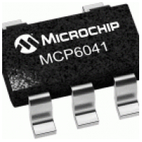 Микросхема MCP6041-I/SN