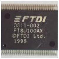 Микросхема FT8U100AX