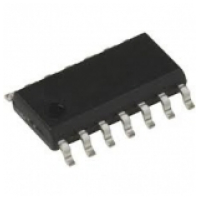 Микросхема HCF4066BM1