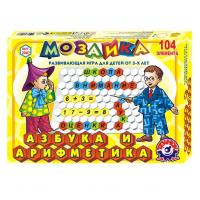 """Мозайка """"Азбука + Арифметика""""   ТЕХНОК"""