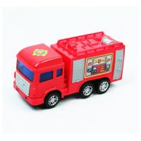 Пожарная машина 8 шт. в коробке