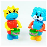 Заводная игрушка - животные в пакете