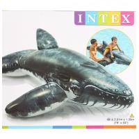 """Надувной """"Кит"""" в коробке  201*135 см.   INTEX"""