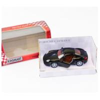 """KINSMART Мет. машина """"Porsche Cayman S"""""""