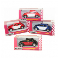 """KINSMART Мет. машина """"Volkswagen Classical Beetle color door"""""""