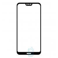 Защитное стекло Full Screen Huawei P20 black тех.пакет
