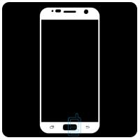 Защитное стекло Full Screen Samsung S7 G930 white тех.пакет