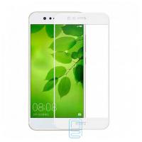 Защитное стекло Full Screen Huawei Nova 2 white тех. пакет