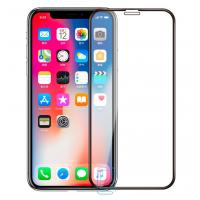 Защитное стекло 5D Apple iPhone XS Max original black тех.пакет