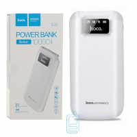 Power Bank Hoco B26 10000 mAh Original белый