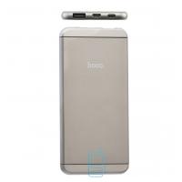 Power Bank Hoco UPB03 I6 6000 mAh Original серый