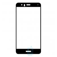 Защитное стекло Full Glue Huawei P10 Lite black тех.пакет