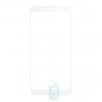 Защитное стекло Full Glue Xiaomi Redmi S2, Y2 white тех.пакет.