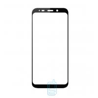 Защитное стекло Full Glue Samsung J4 Plus 2018 J415, J6 Plus 2018 J610 black тех.пакет