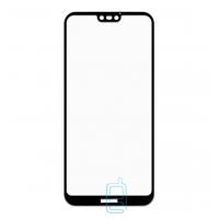Защитное стекло Full Glue Huawei P20 Lite black тех.пакет