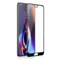 Защитное стекло Full Glue Huawei P20 Pro black тех.пакет
