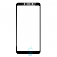 Защитное стекло Full Glue Xiaomi Redmi 6, 6A black тех.пакет